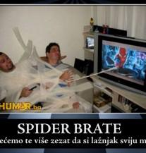 Spiderman, zaista postoji!