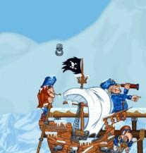 Igrica: Pirati u pohodu na blago