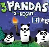 Igrice: Tri pande (II dio)