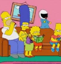 The Simpsons Harlen Shake