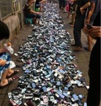 Ovako izgleda pijaca mobitela u Kini