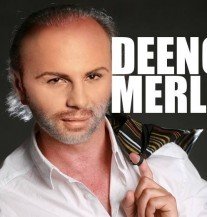 Dobro jutro vam želi Deeno Merlin