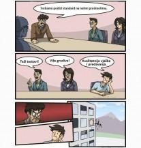 Kako podići standard na fakultetima!