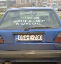 Samo u Bosni: Smršati je lako, pitaj me kako?