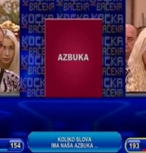 "Atini ""stao mozak"", a Maca rekla da azbuka ima šest slova (VIDEO)"