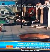 Lepa Lukić u ozbiljnim problemima sa gravitacijom (VIDEO)