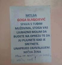 Molba (POSTER)