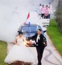 POGLEDAJTE: Snimak Hercegovačke paklene svadbe koja je zapalila internet (VIDEO)