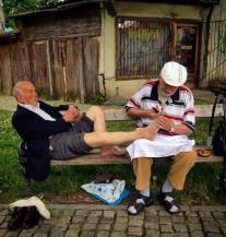 Tuzla: Pedikir u gradskom parku (POSTER)